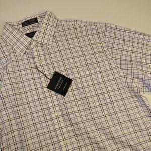 Nordstrom Men's Shop Dress Shirt - Size 16 | 34
